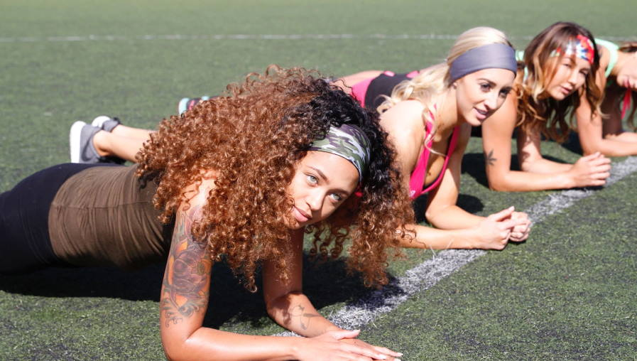 protect hair while exercising